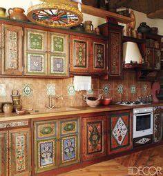 1000 images about cabinet wall painting on pinterest With kitchen cabinets lowes with folk art wall hangings
