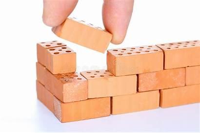 Put Brick Last Wall Cement