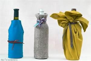 Mehrere Flaschen Als Geschenk Verpacken : 1001 ideen f r flasche verpacken zum entlehnen ~ A.2002-acura-tl-radio.info Haus und Dekorationen