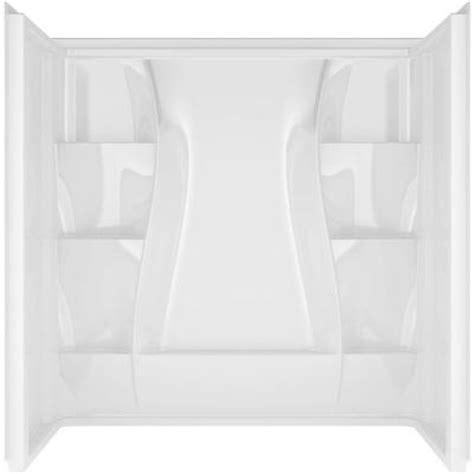 Home Depot Bathtub Surround by Delta Classic 400 32 In X 60 In X 60 In 3 Direct