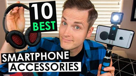 mobile phone accessories 10 best smartphone accessories youtube
