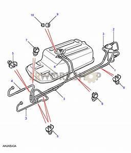 Fuel Pipes - 3 5l V8 Twin Carb Petrol To Wa159806