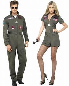 Déguisement Couple Célèbre : couple d guisement pilote de chasse d guisement couple adulte le ~ Melissatoandfro.com Idées de Décoration