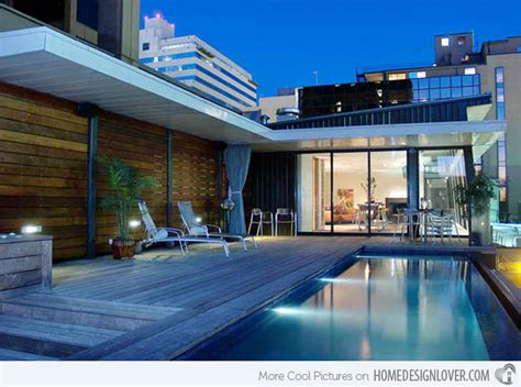 Stunning And Relaxing Rooftop Pools-decoration For House