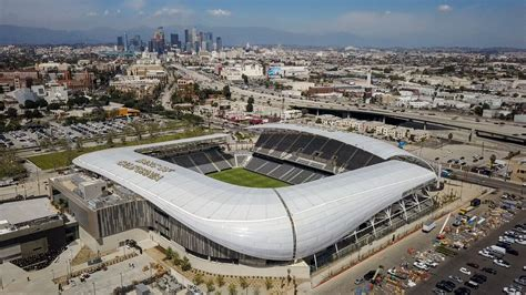Banc Of California Stadium Stadiumdbcom