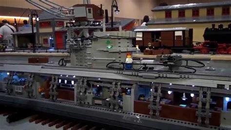 U Boat Watch Chicago by Lego German Wwii U Boat Submarine Brickworld Chicago
