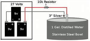 Colloidal Silver Generator  Comes With  999 Fine Silver Electrode