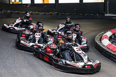#1 For Indoor Karting