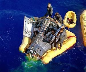 NASA Gemini VIII First Docking Turns To Wild Ride in Orbit ...