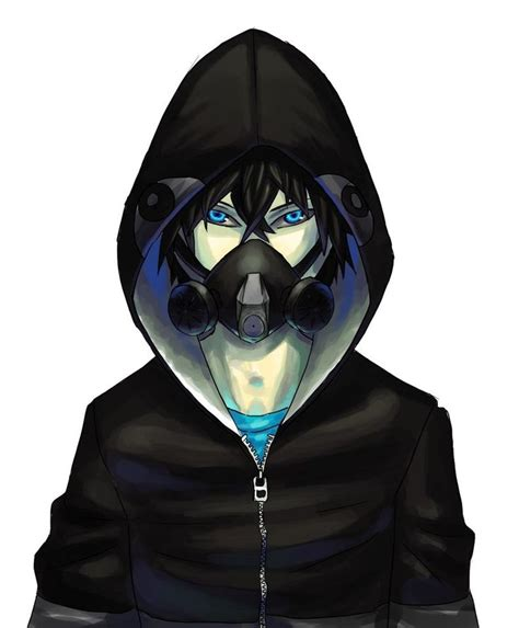 Gas Mask By Black Cataclysm On Deviantart Anime Gas Mask