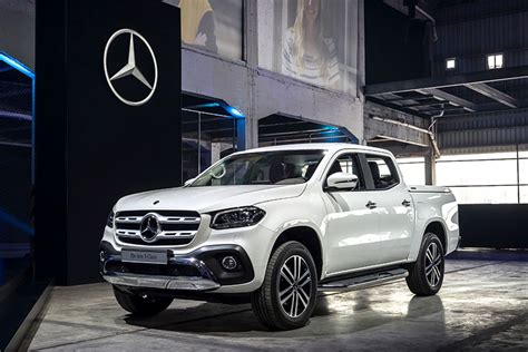 mercedes pickup why the mercedes benz x class truck won t come to america