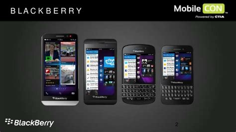 ctia mobilecon 2013 whats up with blackberry