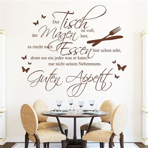 wall color spruch für küche co kitchen wall decal