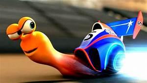 Turbo: Racing Snails in 3D | Emanuel Levy