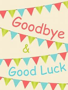25+ unique DIY goodbye cards ideas on Pinterest   Goodbye ...