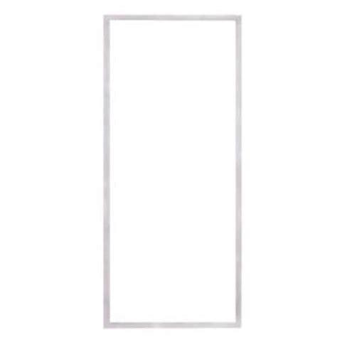 american craftsman 36 in x 78 in 50 series white vinyl