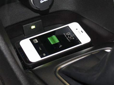 iphone  rollout means  car wireless charging