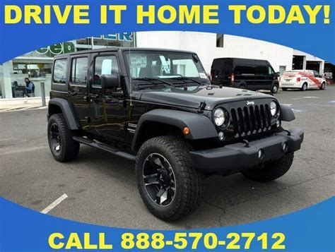 lifted jeep wranglers  sale  road jeeps  cherry
