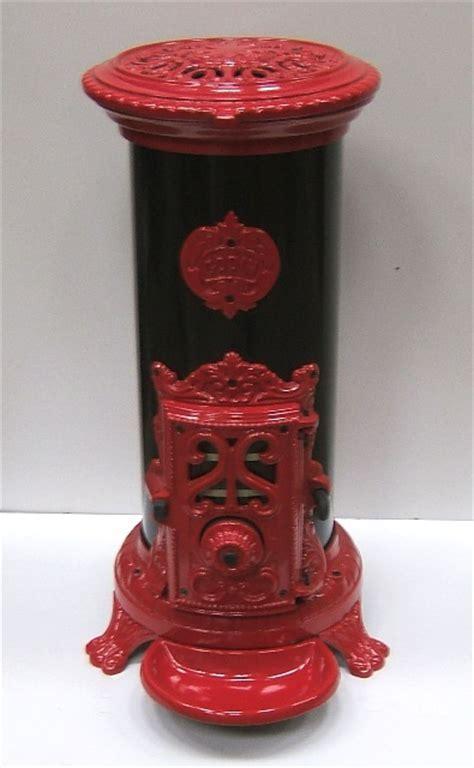 Godin Cast Iron Multifuel   Petit Godin 3721 10kw Large Round