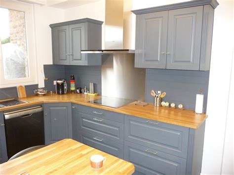 meubles cuisine gris decoration cuisine meuble gris