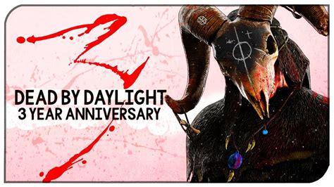 Dbd 3rd Year Anniversary Stream! Storymode, Battlepass