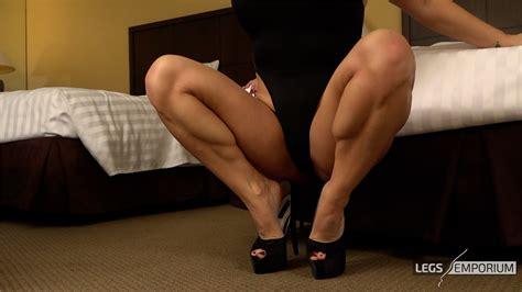 Tanya Hyde Deviously Sexy Calves Squeeze 2 Legs Emporium