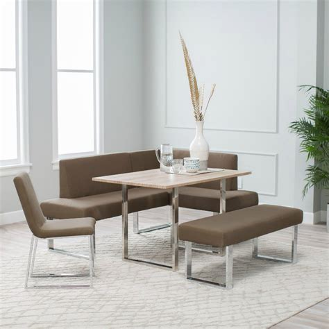 shaped kitchen table sets