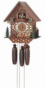 Anton Schneider Cuckoo Clocks