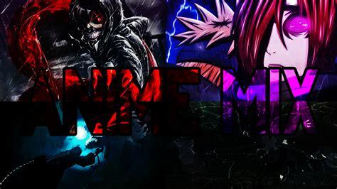 Anime Mix Wallpaper - anime mix amv thumbnail by theyellowflash1 on