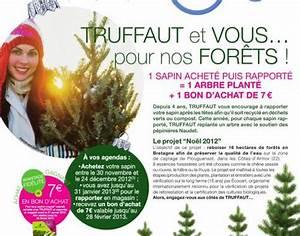 Sapin De Noel Truffaut : bon plan sapin de no l 2012 truffaut 7 offerts ~ Farleysfitness.com Idées de Décoration
