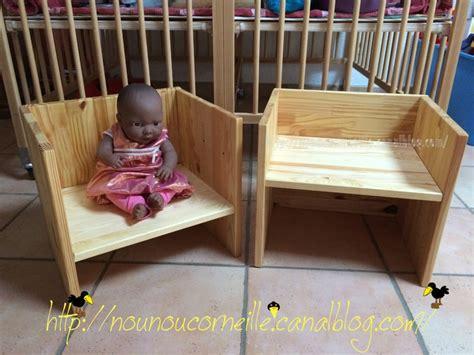 chaise montessori la chaise montessori chez nounou corneille