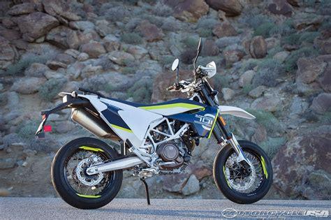 2016 Husqvarna 701 Supermoto And 701 Enduro First Ride