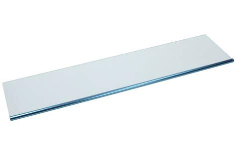 plaque en verre cuisine liebherr plaque en verre dans la porte 440 x 110 mm