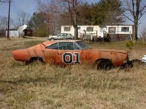 Redneck General Lee Car