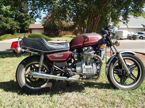 1980 Honda Cx500c (reduced Effect)