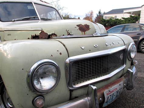 seattles classics  volvo p duett wagon