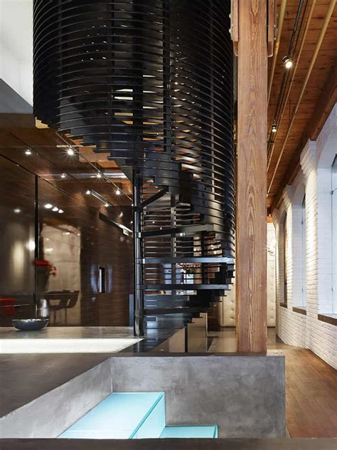 candy factory loft penthouse  eye candy  luxury lovers
