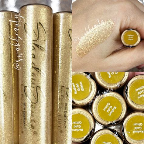 Radiant Gold Glitter ShadowSense® (Limited Edition