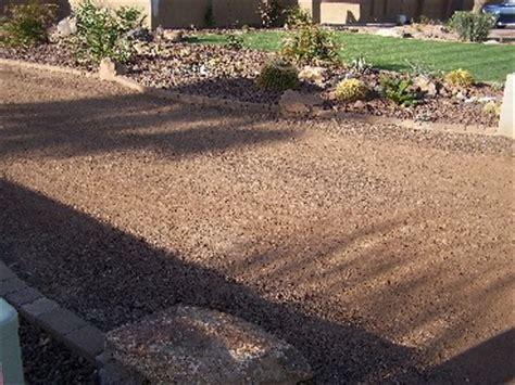 table mesa brown rock landscape materials landscaping rock glendale arizona