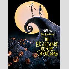 Tim Burton's The Nightmare Before Christmas Cast And Crew