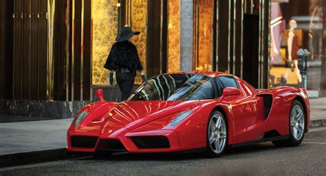 mayweather car collection 2016 floyd mayweather s ferrari enzo sells for 3 3 million at