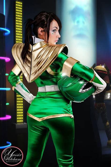 soni aralynn   green power ranger power rangers