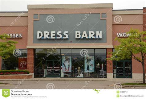 Dress Barn Store Editorial Stock Image
