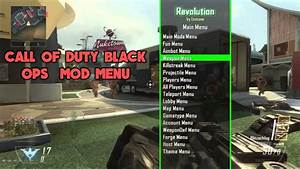 Call Of Duty Black Ops 2 Mod Menu Working 2017 April