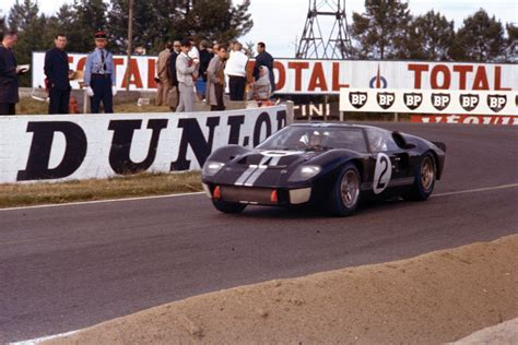 Ford v ferrari is the story of when, in 1966, a team of drivers representing ford won the 24 hours of le mans auto race. 1966 - #2 Ford GT40 Mk.II | Le mans