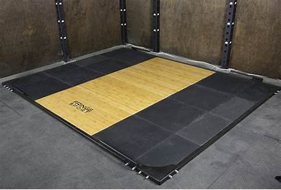 Platform Weightlifting Weight Gym Equipment Articulo
