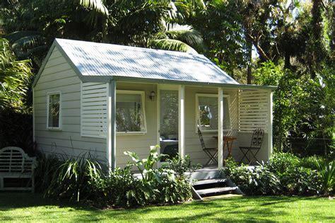 backyard cabins cedar weatherboard country kits