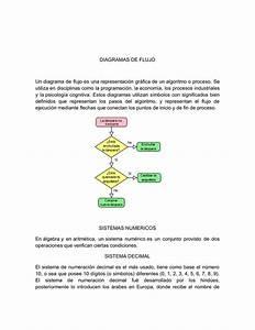 Diagramas De Flujo Un Diagrama De Flujo Es Una