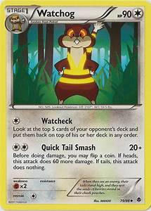 Watchog (Emerging Powers 79) - Bulbapedia, the community ...