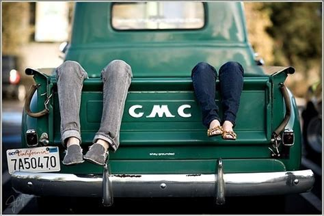 Car Couple Pickup Truck Truck Usa Image 78876 On